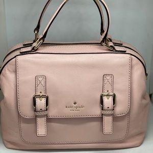 KATE SPADE Light Pink Leather Handbag